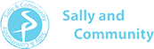 Sally Fitzgibbons Community Mobile Logo